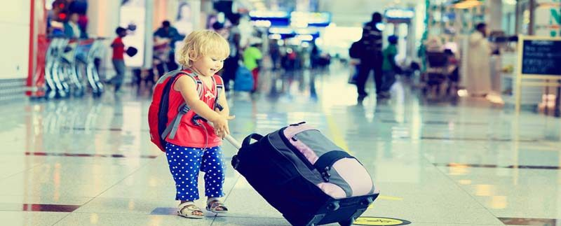 How to Travel with Children
