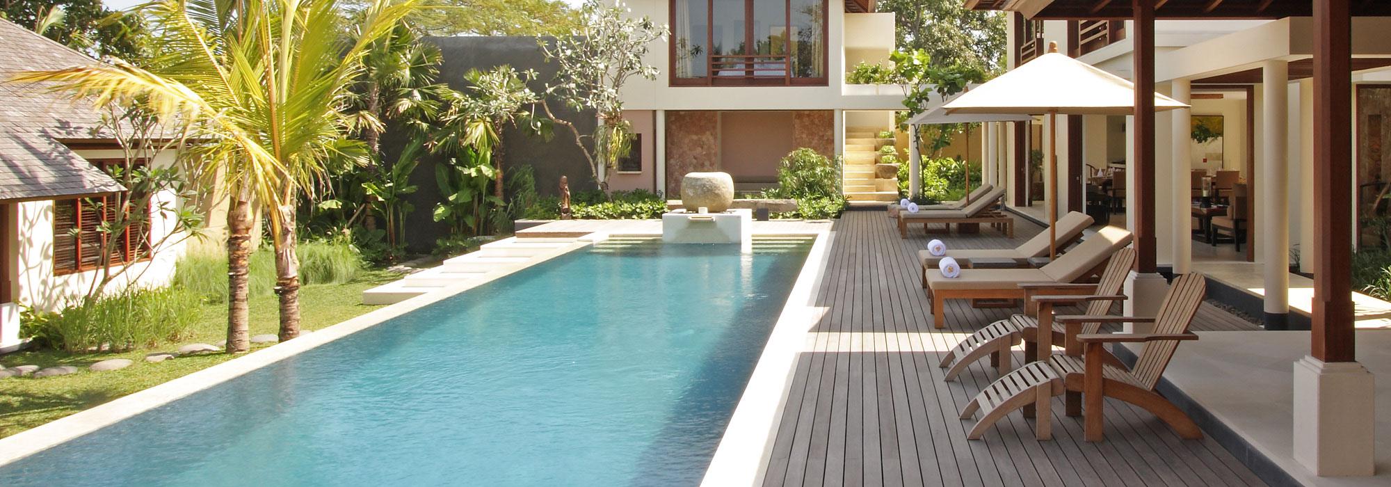Seminyak Luxury Villa 5 Bedrooms
