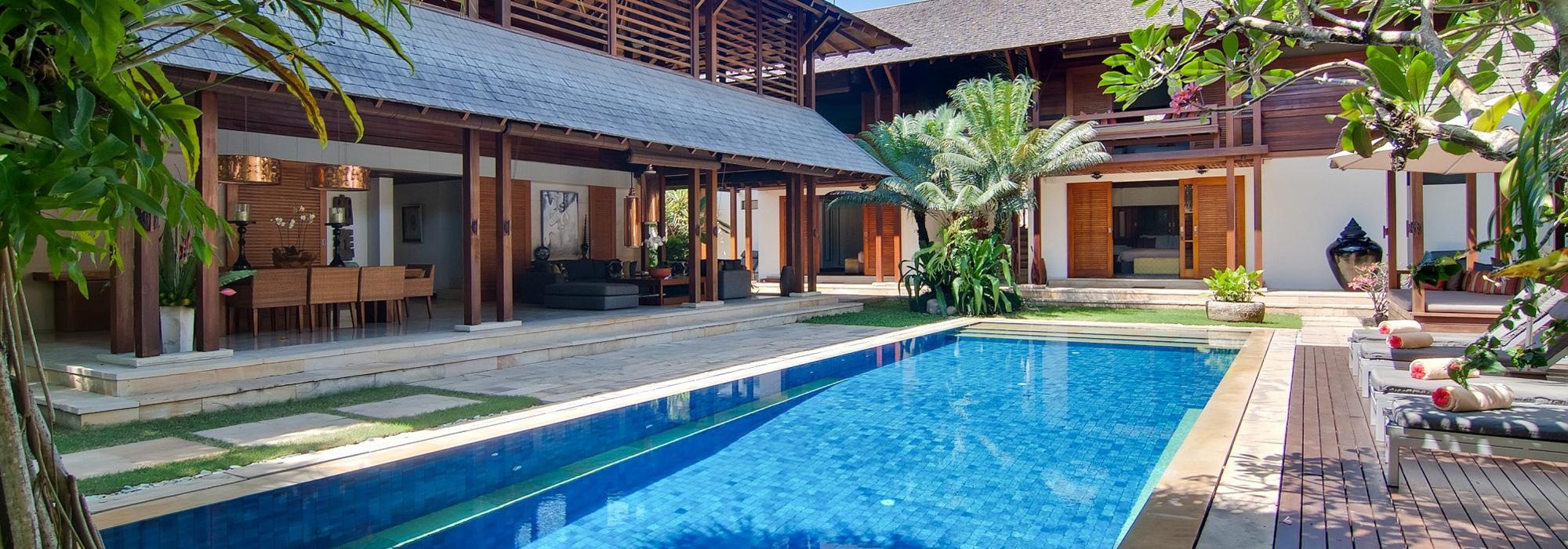 Seminyak 4 Bedroom Luxury Villa