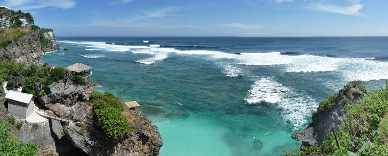 7 of the Best Surfing Beaches in Bali